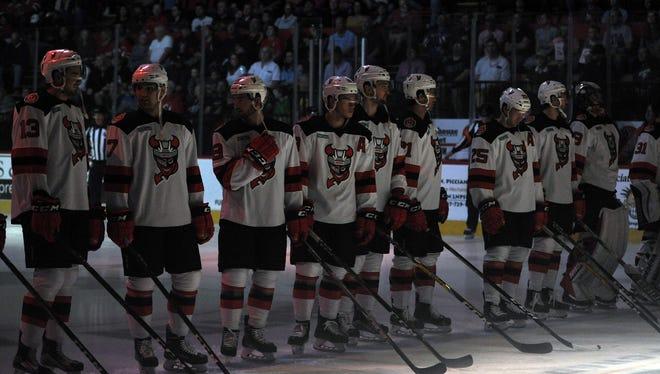 The Binghamton Devils open the season at home Oct. 6.
