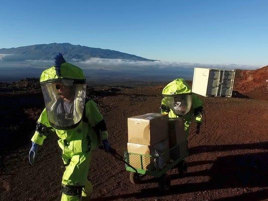 NASA Hawaii experiment