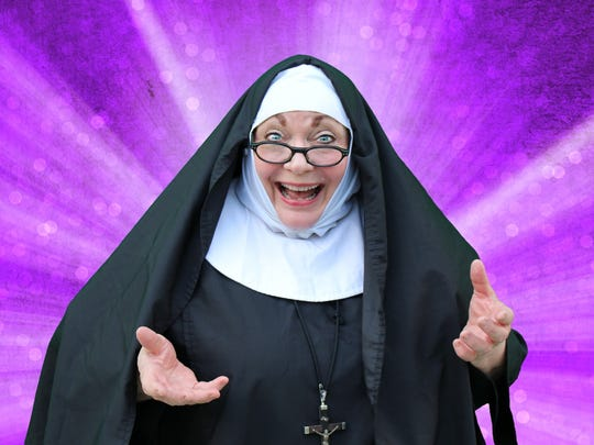 "QNEK Productions founder Lynn Leimer stars in the company's final performances this weekend when ""Nunsense"" takes the stage in Derby Line."