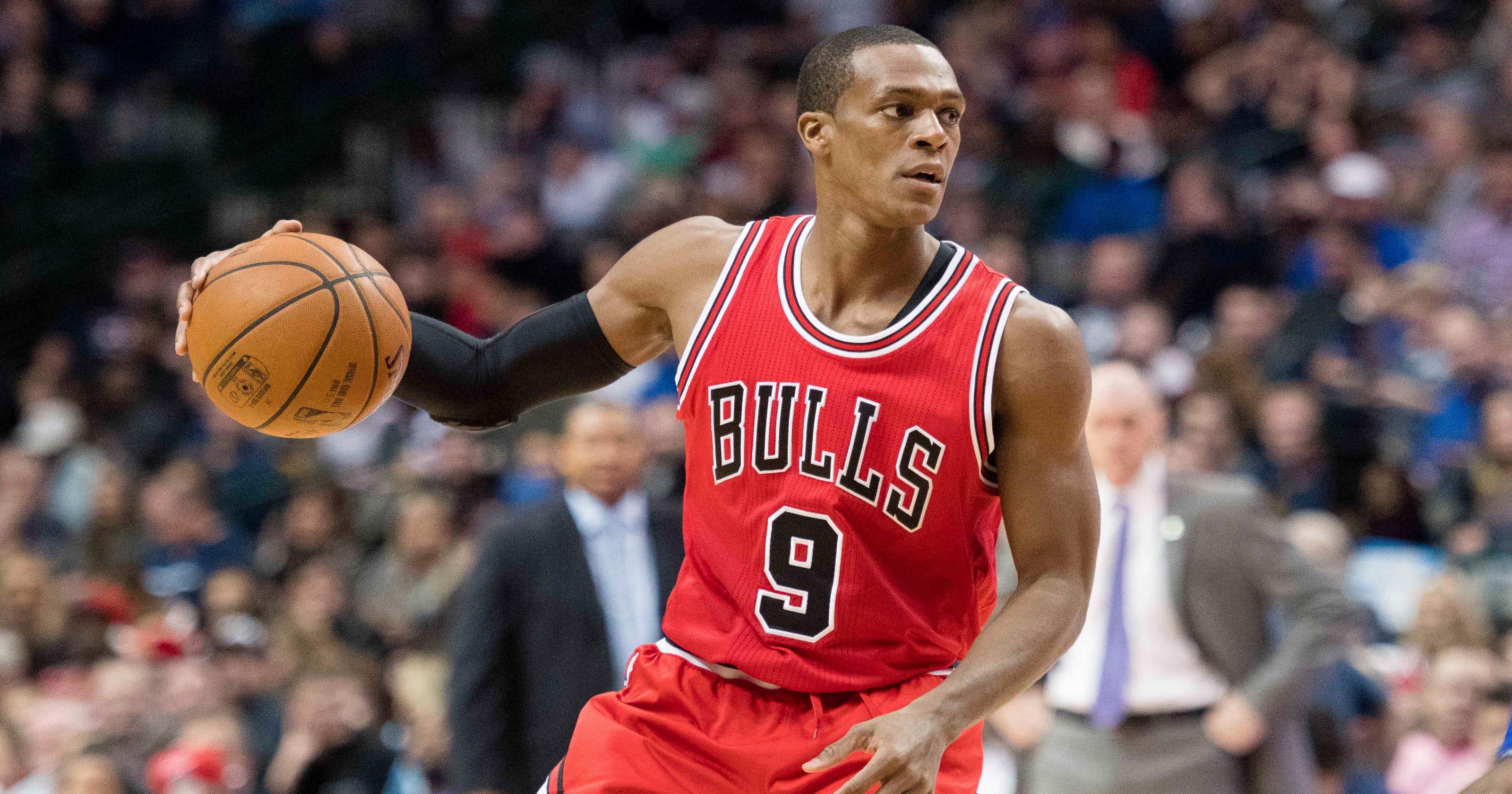 e2539c8e334 Bulls suspend Rajon Rondo one game for conduct detrimental to team