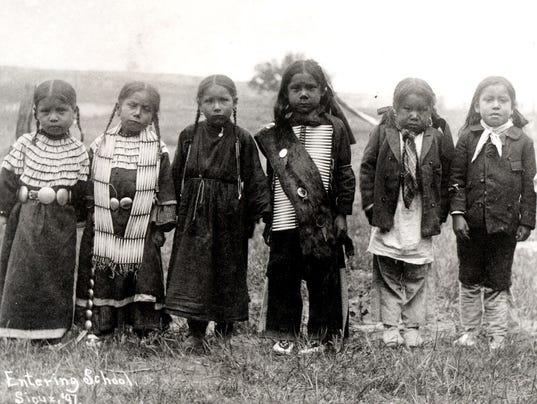 Heard Museum S American Indian Boarding School Exhibit