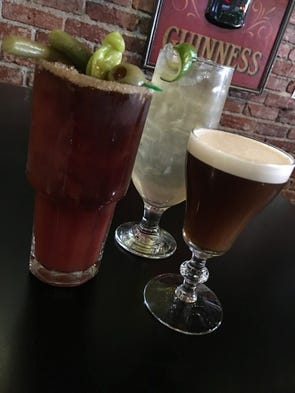 Irish Cocktails