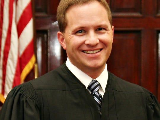Judge Gregory Pinski
