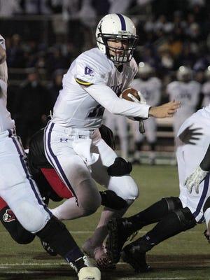 Cincinnati Elder quarterback Peyton Ramsey is one to watch says Insider Zach Osterman.