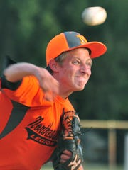 Northeastern's Kenny Kopp held Red Lion to two runs