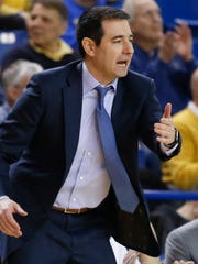 Martin Ingelsby enters his second season as Delaware