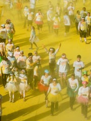 The Color Run is coming back to Cincinnati, this time