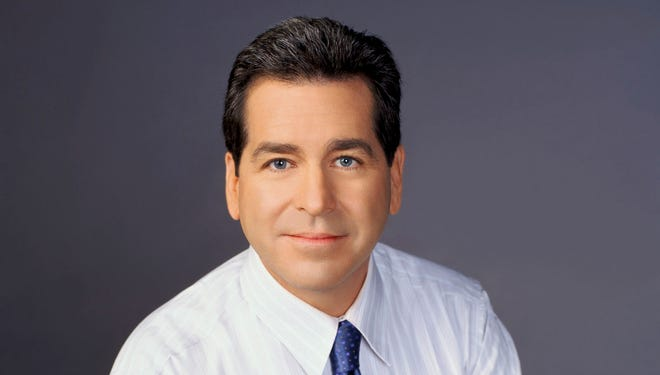 Former CNN correspondent Miles O'Brien. O'Brien lost much of his left arm after an accident.