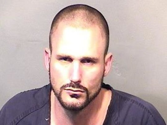 Daniel Langdon, 32, of Melbourne, charges: Criminal attempt solicit life felony.
