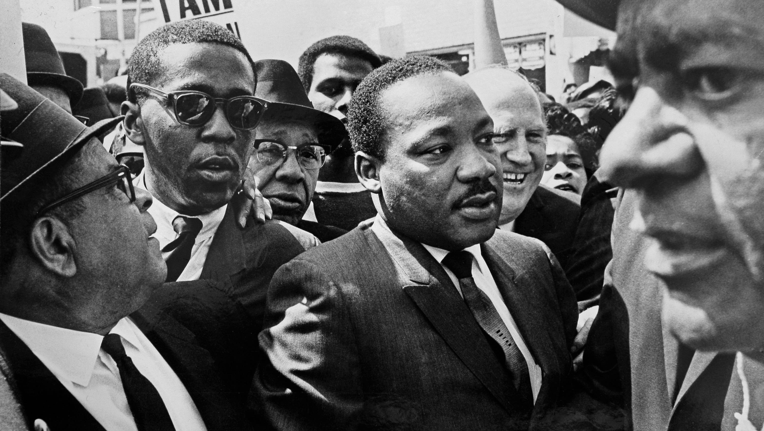mather luther king day