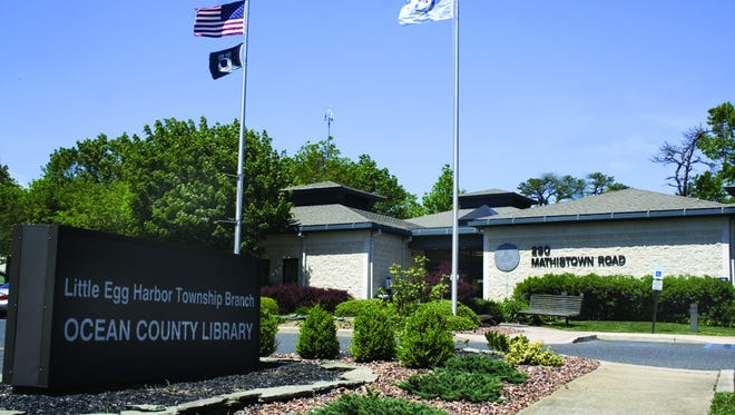 The Little Egg Harbor Township Branch of the Ocean County Library System.