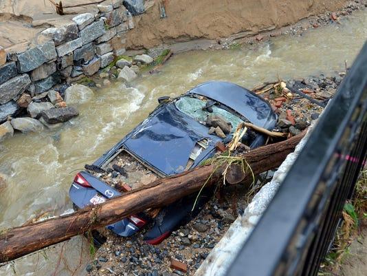 AP MARYLAND FLASH FLOODING A USA MD