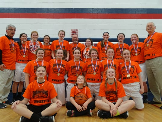 gnadenhutten girls Watch indian valley high school girls varsity basketball highlights and check out their schedule and roster on hudl.