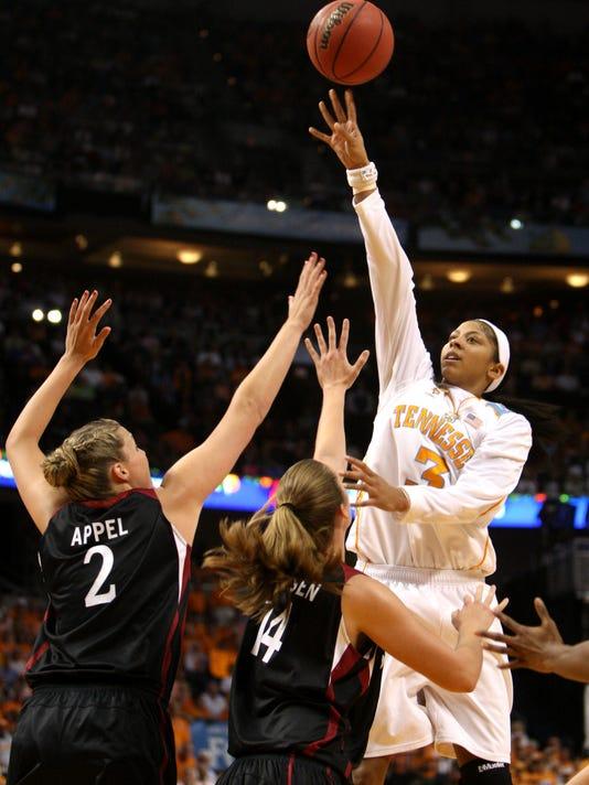 Lady Vols, NCAA Women's Championship