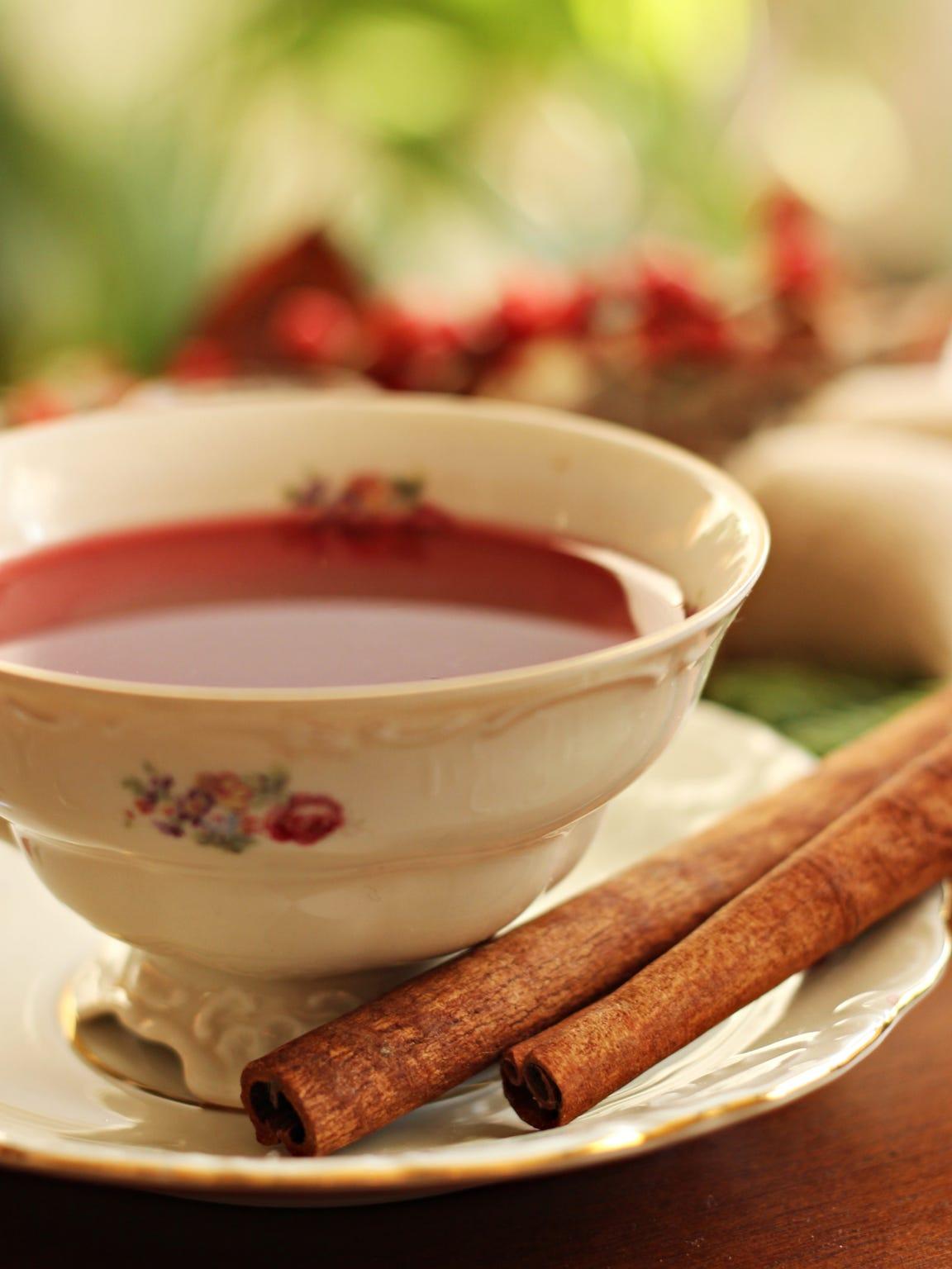 Enjoy tea in a historic Victorian setting at Sam Davis Home.