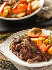 It's hard to resist a good, falling-off-the-bones pot roast.