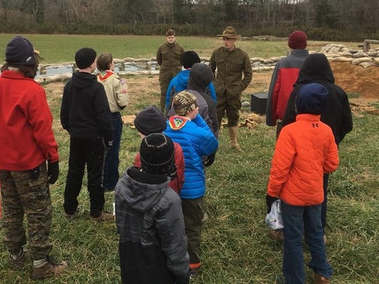 Sgt. Alvin C. York State Historic Park's immersive
