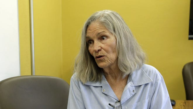 Former Charles Manson follower Leslie Van Houten has won a recommendation for parole from the California Board of Parole.