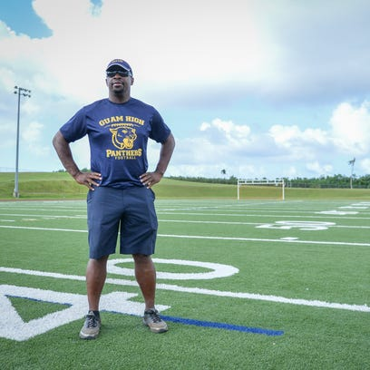 Guam High's coach Dowdell making student-athletes a priority