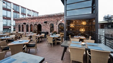 Rooftop bars are coming to Carmel and Indianapolis