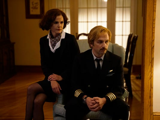The Americans Russell Rhys