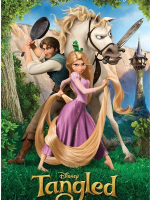 "Disney's ""Tangled"" is the featured film at Capitol Theatre's Jan. 9 Princess Party."