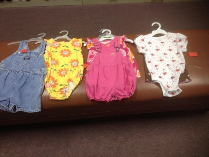 Ms. Cheap's picks for shopping thrift stores. Shop for baby clothes: As a new grandmother, I love the prices.