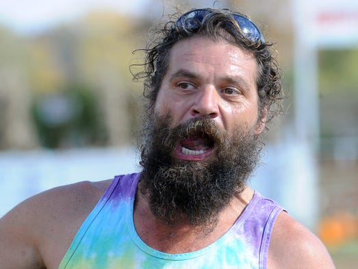 Rupert Boneham is singularly recognizable, thanks in part to his beard.