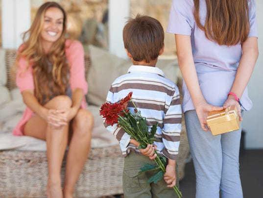 Surprises for mom