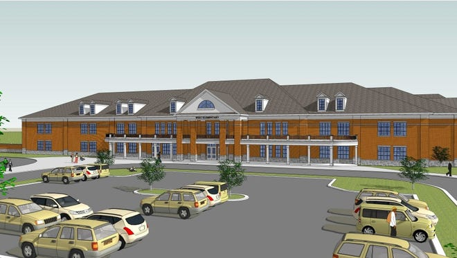 Murfreesboro City Schools has opened a contest to come up with the name of its newest school, which opens in August. The school is located on Saint Andrews Drive near Veterans Parkway.