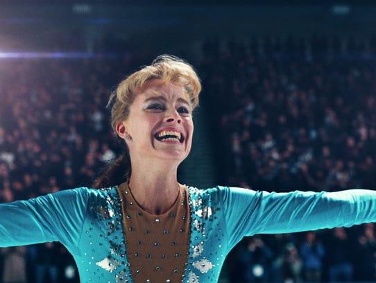 Margot Robbie gives her all as skater Tonya Harding