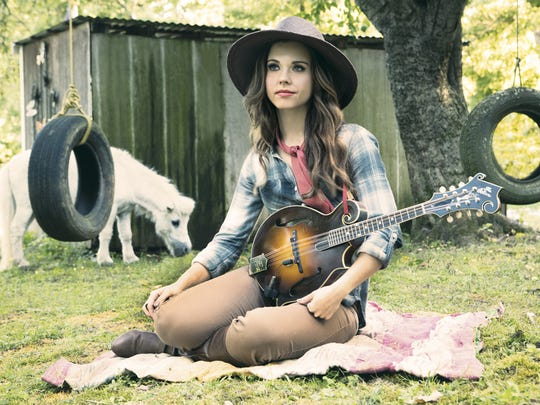 Bluegrass musician Sierra Hull helps kick off the Kingdom County Productions season Friday in St. Johnsbury.