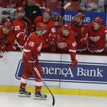 Sharp: Red Wings not good enough to add at deadline