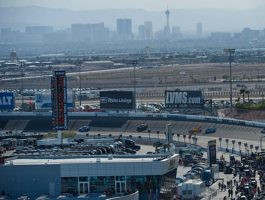 Second Las Vegas Race Could Shake Up Nascar Schedule