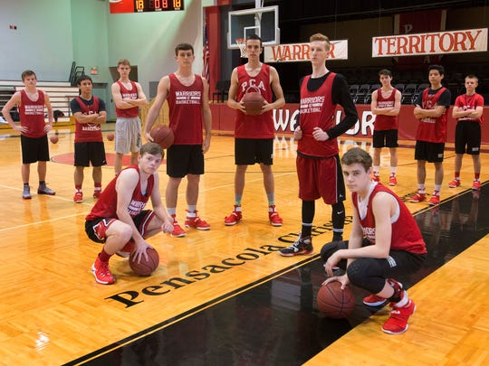 The Pensacola Christian Boy's Basketball team is making its third run at the Region 1-3A championships since 2008.