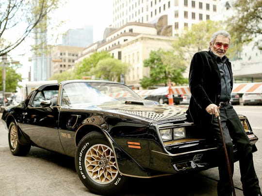 "Actor Burt Reynolds attends the screening of ""The Bandit"""