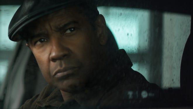 "Denzel Washington stars in ""The Equalizer 2."""
