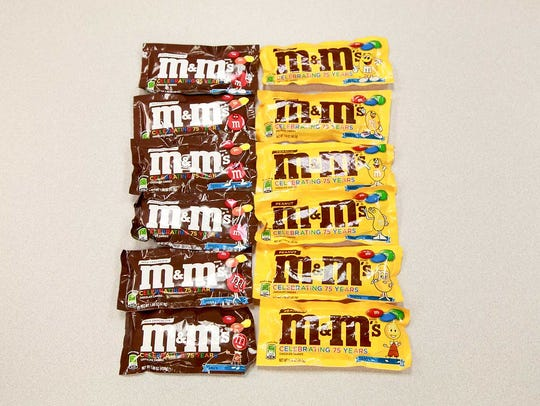 M&M's promises new flavors, textures as brand turns 75