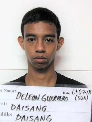 Daisang Daisang DeLeon Guerrero, 18