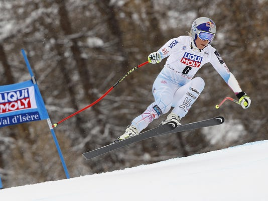 Vonn Unfinished Business Skiing
