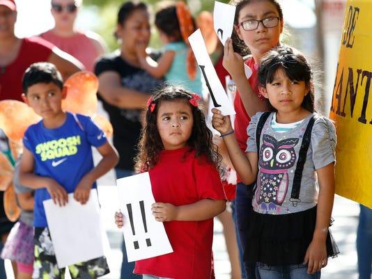 AP IMMIGRATION FAMILY SEPARATION A USA AZ