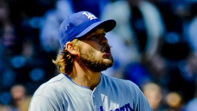 Clayton Kershaw leads the NL in wins with 20 this season.