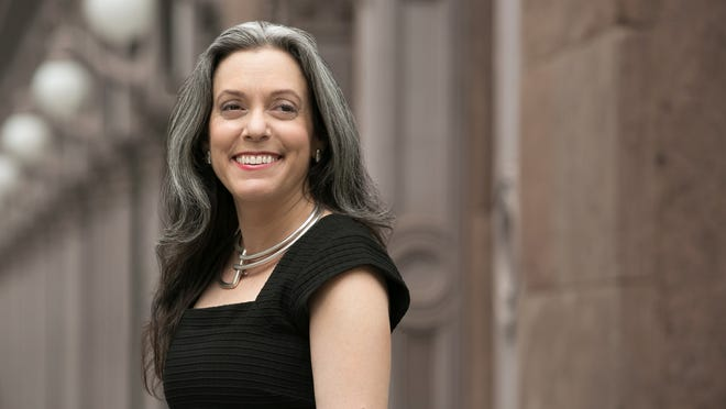"""Joanne Freeman is a Yale University historian and popular podcaster. Her latest book is """"The Field of Blood: Violence in Congress and the Road to Civil War."""""""