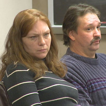 A Wisconsin couple was sentenced on charges of neglect