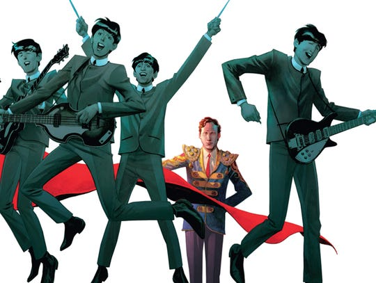 The Fifth Beatle cover