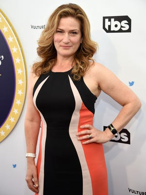 Actress and former 'SNL' cast member Ana Gasteyer.