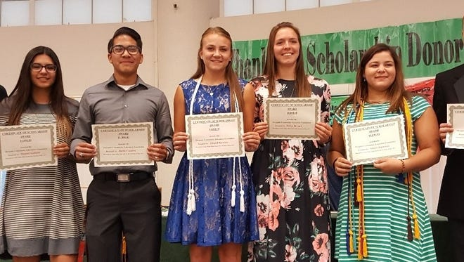 The Mesquite Community Education Foundation will host a western-themed fundraiser on Nov. 14 to support 2018 graduating seniors from Virgin Valley High School.