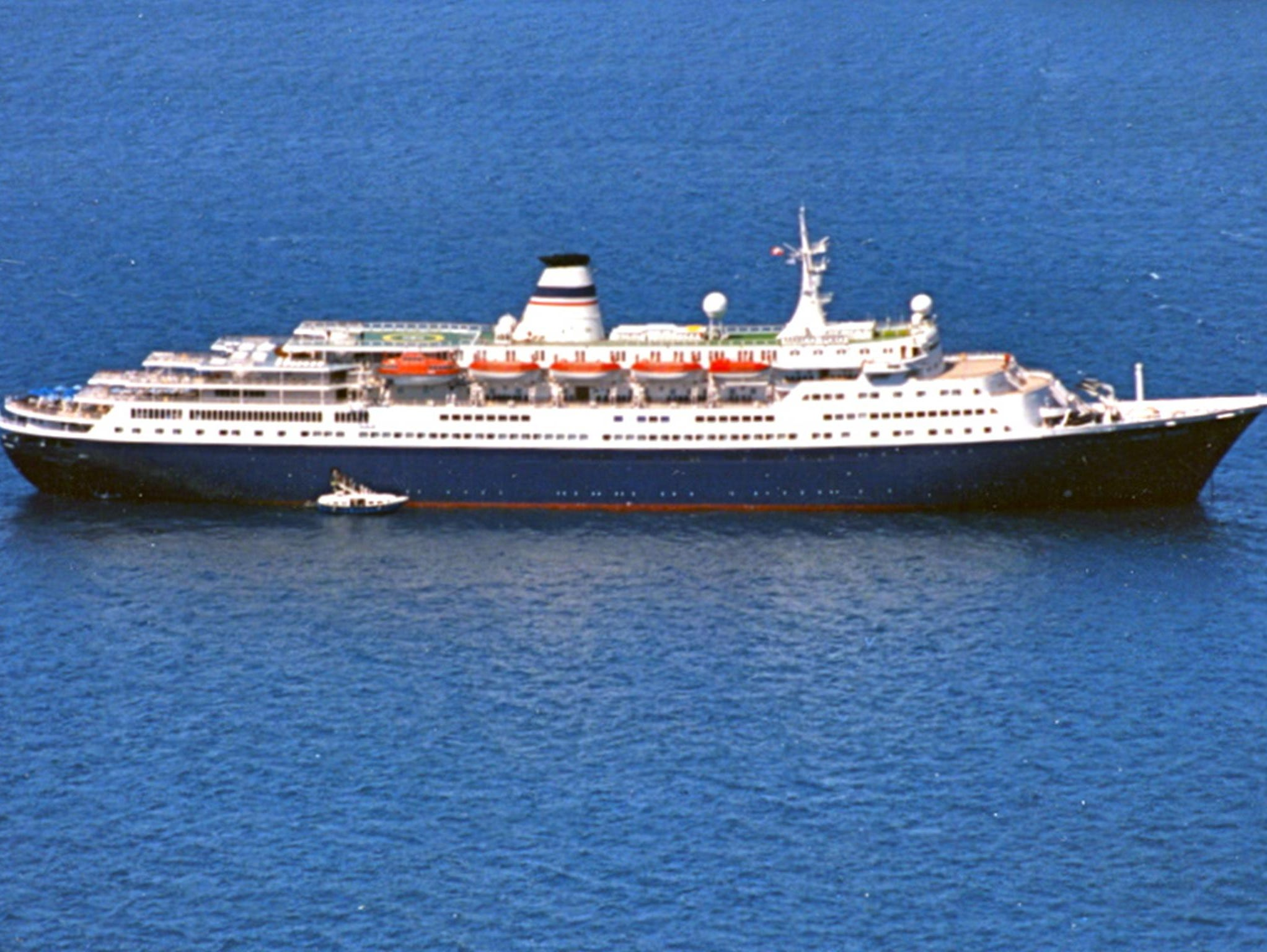 Marco Polo earned a loyal following sailing throughout the world for Orient Lines in expedition-style cruise service. In 1998, Orient Lines was sold to NCL and ultimately shut down in 2008. Marco Polo was sold to Story Cruise, Ltd. of Greece and subsequently chartered to German-based Transocean Tours in 2008.