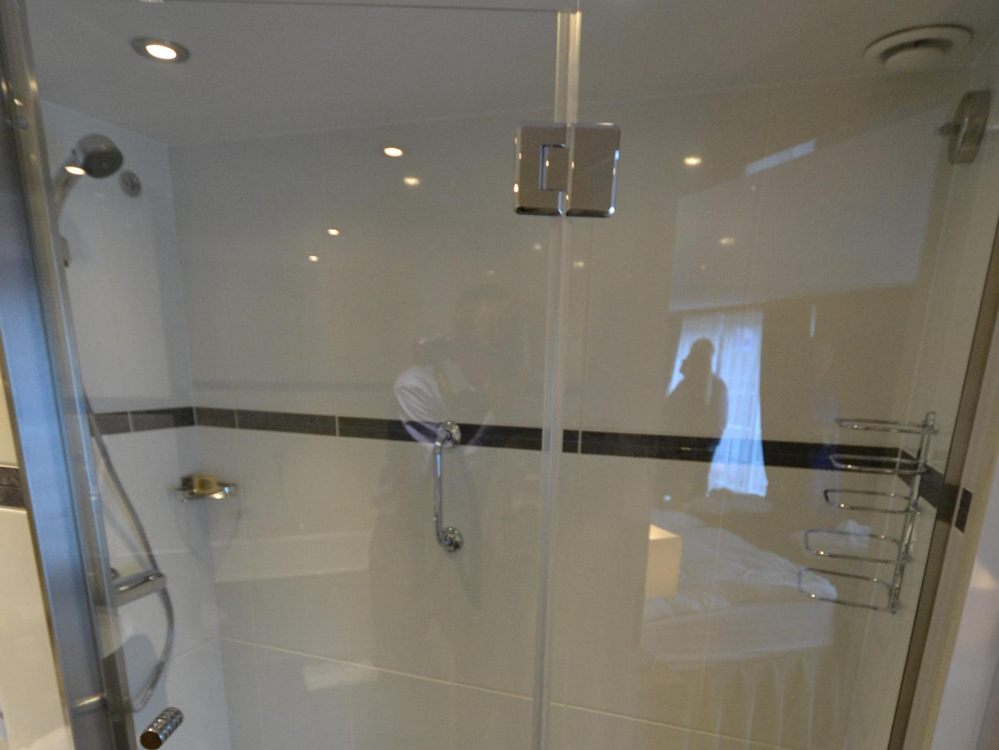The Owner's Suite bathroom comes with a stand-alone shower as well as a separate bathtub.