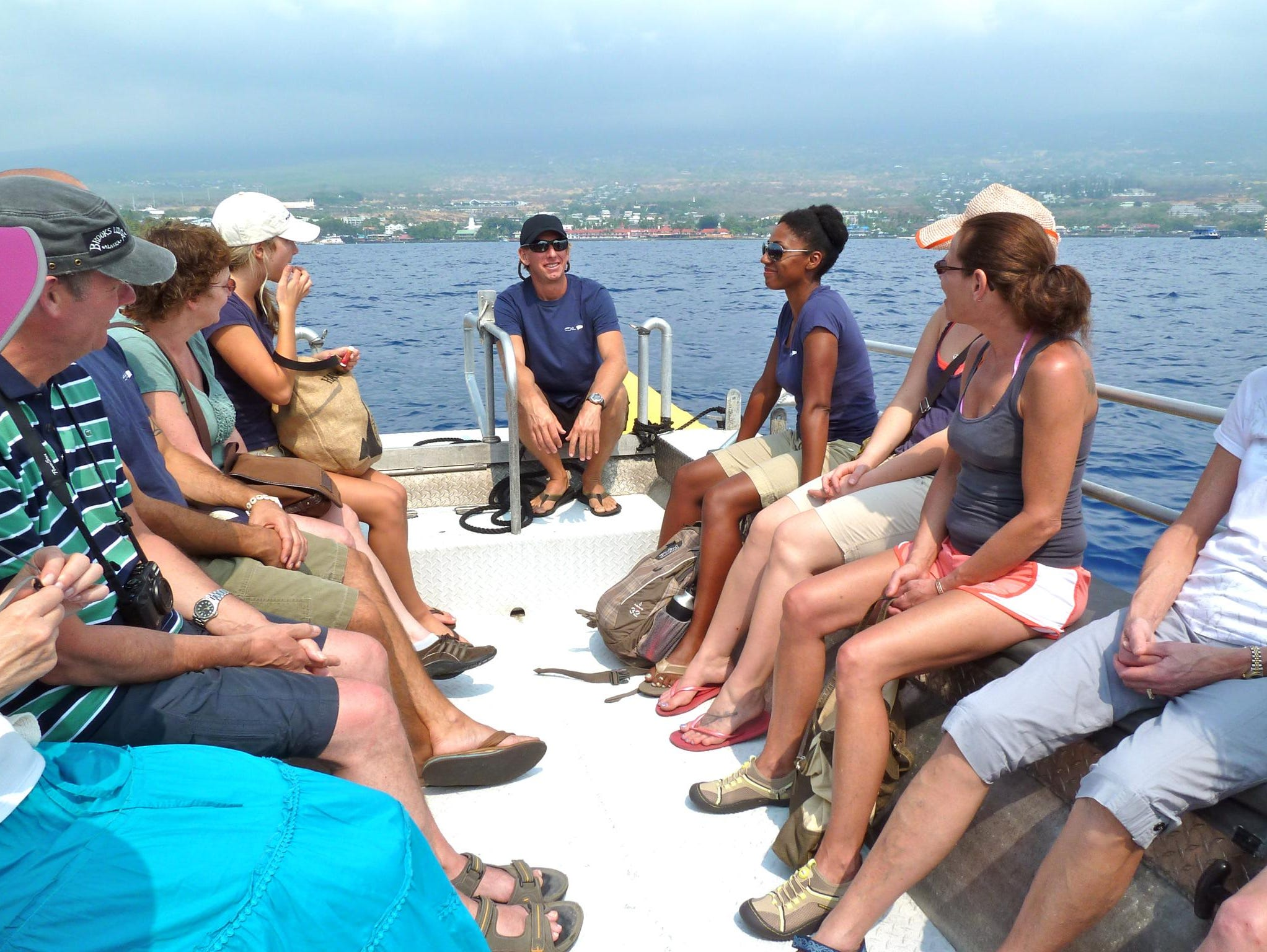 Naturalists are always on hand to explain the flora and fauna as well as the culture and history of places the Safari Explorer visits. Most excursions such as skiff rides, snorkeling, kayaking, hikes and island tours are included in the fare.